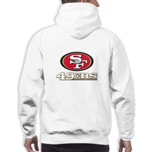 Load image into Gallery viewer, 49ers Football Team Hoodies For Men Pullover Sweatshirt-Heroinhere