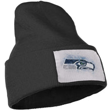 Load image into Gallery viewer, Seahawks Logo Knit Hat Cap-Heroinhere