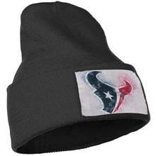 Load image into Gallery viewer, Texans Logo Knit Hat Cap-Heroinhere