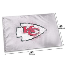 Load image into Gallery viewer, Chiefs Logo Flag 4*6 ft-Heroinhere