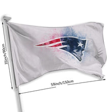 Load image into Gallery viewer, Patriots Logo Flag 3*5 ft-Heroinhere