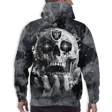Load image into Gallery viewer, QIANOU66 3D Skull Raiders Hoodies For Men Pullover Sweatshirt-Heroinhere
