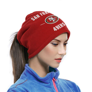 100 49ers Team Seamless Face Mask Bandanas-Heroinhere