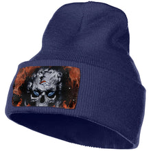 Load image into Gallery viewer, 3D Skull Broncos Knit Hat Cap-Heroinhere