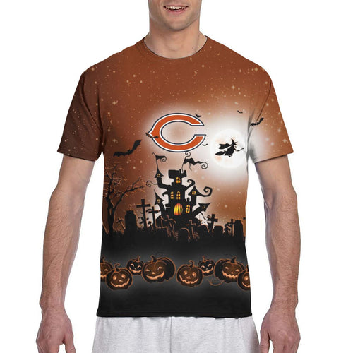 Bears Football Team Halloween T Shirts-Heroinhere