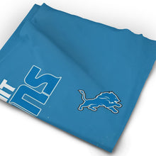 Load image into Gallery viewer, Lions Team Multi-Functional Seamiess Rave Mask Bandana-Heroinhere