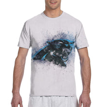 Load image into Gallery viewer, Panthers Logo T Shirts For Men-Heroinhere