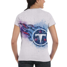 Load image into Gallery viewer, Titans Logo T Shirts For Women-Heroinhere
