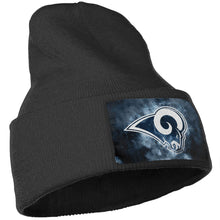Load image into Gallery viewer, Rams Illustration Art Knit Hat Cap-Heroinhere