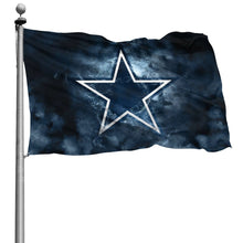 Load image into Gallery viewer, Cowboys Illustration Art Flag 4*6 ft-Heroinhere