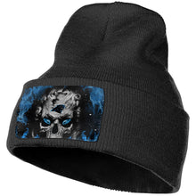 Load image into Gallery viewer, 3D Skull Panthers Knit Hat Cap-Heroinhere