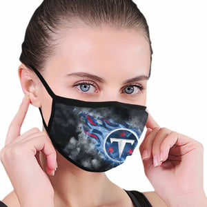 Titans Illustration Art Anti-infective Polyester Face Mask-Heroinhere