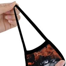 Load image into Gallery viewer, QIANOU66 3D Skull Broncos Anti-infective Polyester Face Mask-Heroinhere