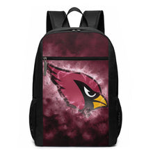 Load image into Gallery viewer, Cardinals Illustration Art Travel Laptop Backpack 17 IN-Heroinhere