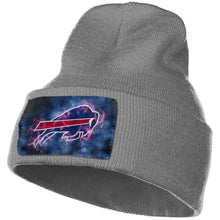 Load image into Gallery viewer, Bills Illustration Art Knit Hat Cap-Heroinhere