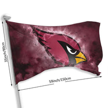 Load image into Gallery viewer, Cardinals Illustration Art Flag 3*5 ft-Heroinhere