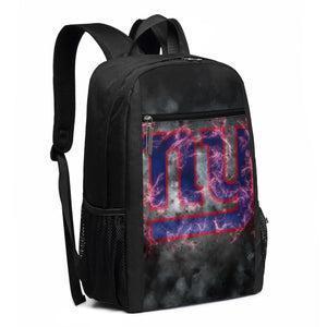 Giants Illustration Art Travel Laptop Backpack 17 IN-Heroinhere
