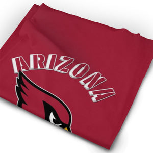 Cardinals Football Team Multi-Functional Seamiess Rave Mask Bandana-Heroinhere