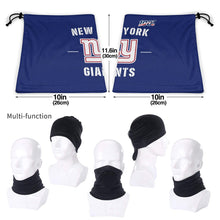 Load image into Gallery viewer, 100 Giants Team Seamless Face Mask Bandanas-Heroinhere