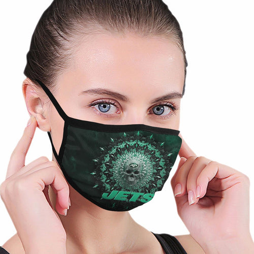 Jets Anti-infective Polyester Face Mask-Heroinhere