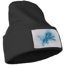 Load image into Gallery viewer, Lions Logo Knit Hat Cap-Heroinhere