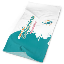 Load image into Gallery viewer, Dolphins Team Multi-Functional Seamiess Rave Mask Bandana-Heroinhere