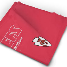 Load image into Gallery viewer, Chiefs Team Multi-Functional Seamiess Rave Mask Bandana-Heroinhere