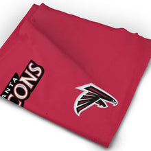 Load image into Gallery viewer, Falcons Team Multi-Functional Seamiess Rave Mask Bandana-Heroinhere