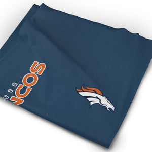 Broncos Team Multi-Functional Seamiess Rave Mask Bandana-Heroinhere
