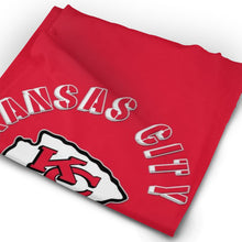 Load image into Gallery viewer, Chiefs Football Team Multi-Functional Seamiess Rave Mask Bandana-Heroinhere