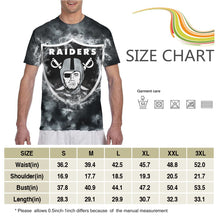 Load image into Gallery viewer, Raiders Illustration Art T Shirts For Men-Heroinhere