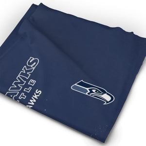 Seahawks Team Multi-Functional Seamiess Rave Mask Bandana-Heroinhere