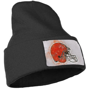 Browns Logo Knit Hat Cap-Heroinhere