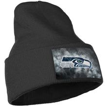 Load image into Gallery viewer, Seahawks Illustration Art Knit Hat Cap-Heroinhere