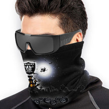 Load image into Gallery viewer, Raiders Football Team Halloween Seamless Face Mask Bandanas-Heroinhere
