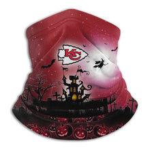 Load image into Gallery viewer, Chiefs Football Team Halloween Seamless Face Mask Bandanas-Heroinhere