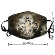 Load image into Gallery viewer, Saints Illustration Art Anti-infective Polyester Face Mask-Heroinhere