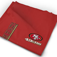 Load image into Gallery viewer, 49ers Team Multi-Functional Seamiess Rave Mask Bandana-Heroinhere