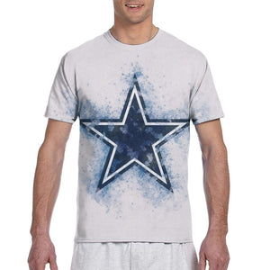 Cowboys Logo T Shirts For Men-Heroinhere