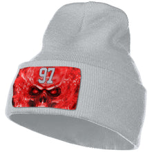 Load image into Gallery viewer, 3D Skull 49ers #97 Nick Bosa Knit Hat Cap-Heroinhere