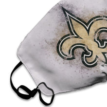 Load image into Gallery viewer, Saints Logo Anti-infective Polyester Face Mask-Heroinhere