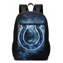 Load image into Gallery viewer, Colts Illustration Art Travel Laptop Backpack 17 IN-Heroinhere