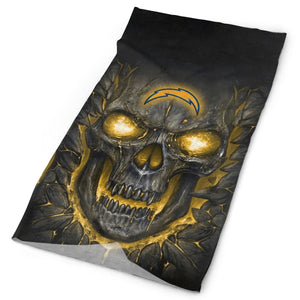 QIANOU66 Skull Lava Chargers Multi-Functional Seamiess Rave Mask Bandana-Heroinhere