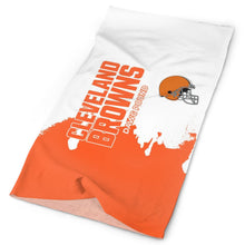 Load image into Gallery viewer, Browns Team Multi-Functional Seamiess Rave Mask Bandana-Heroinhere