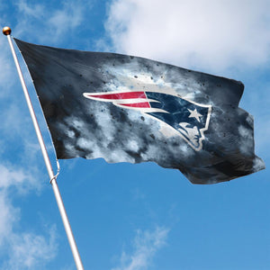 Patriots Illustration Art Flag 3*5 ft-Heroinhere