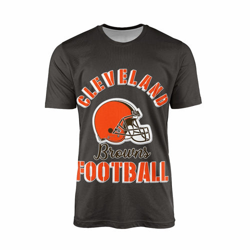 Browns Team T-shirts For Men-Heroinhere