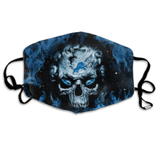 Load image into Gallery viewer, QIANOU66 3D Skull Lions Anti-infective Polyester Face Mask-Heroinhere
