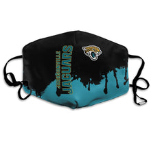 Load image into Gallery viewer, Jaguars Team Anti-infective Polyester Face Mask-Heroinhere