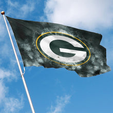 Load image into Gallery viewer, Packers Illustration Art Flag 3*5 ft-Heroinhere