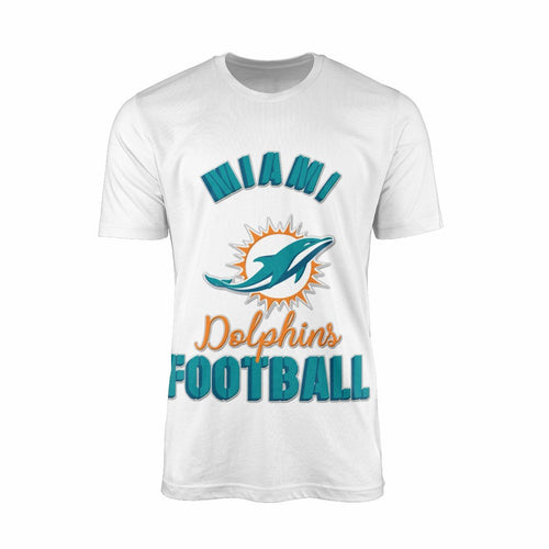 Dolphins Team T-shirts For Men-Heroinhere